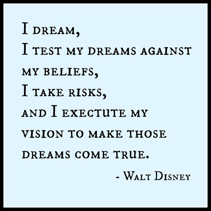 A Walt Disney quote I haven't heard before. I love it!!!! <3