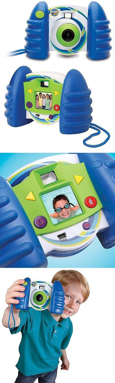 Cameras 158700: Discovery Kids Digital Camera, Blue -> BUY IT NOW ONLY: $61.29 on eBay!