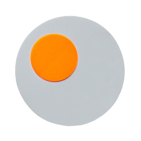 Colour Notes, grey-orange