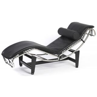 Charles Le Corbusier inspired LC4 Chaise Longue - replica
