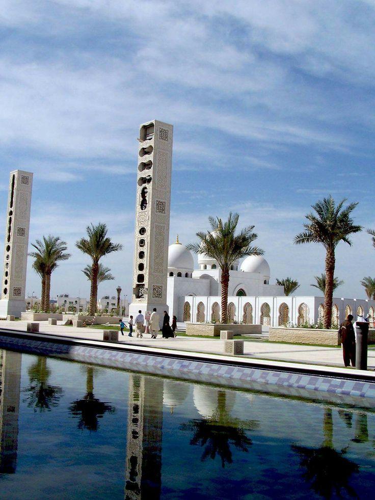 Exterior: 97 Best Modern Mosque Images On Pinterest