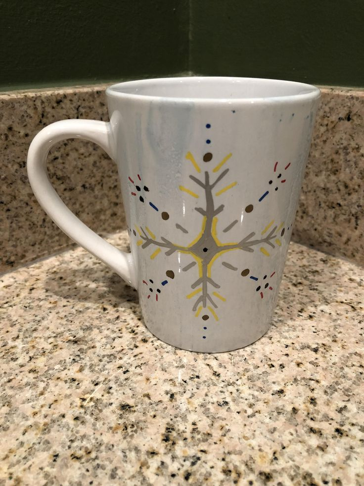 25+ unique Hand painted mugs ideas on Pinterest | Painted ...