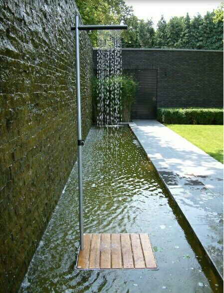 find this pin and more on modern outdoor shower