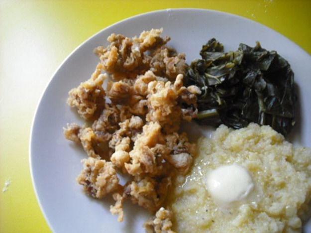 For my husband ... The Nasty Bits: Southern Fried Gizzards | Serious Eats : Recipes