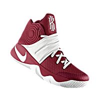 I designed the maroon and white Alabama A&M Bulldogs Nike men's basketball  shoe.
