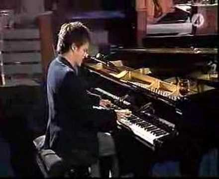 What a Difference a Day Made by Jamie Cullum (our wedding song!)