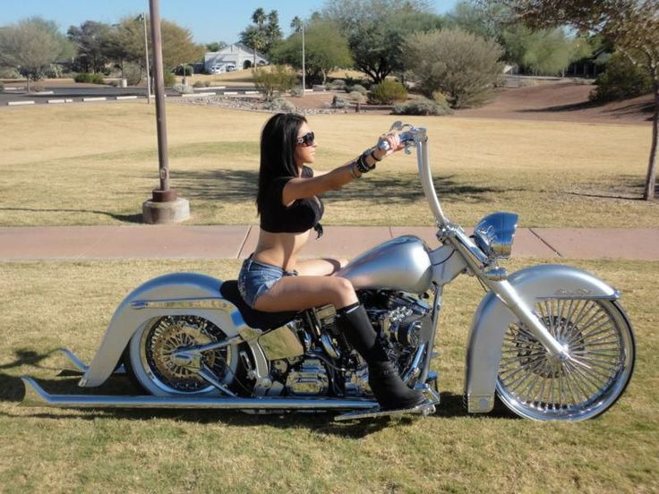 1999 Harley Davidson Custom Heritage Gangsta for sale on 2040-motos #harleydavidsongirlsstyle #harleydavidsongirlswoman
