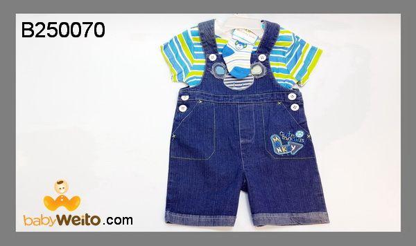 B250070  Baju Setelan Kodok Monkey Jeans  Bahan halus dan lembut  Warna sesuai gambar  IDR 165*