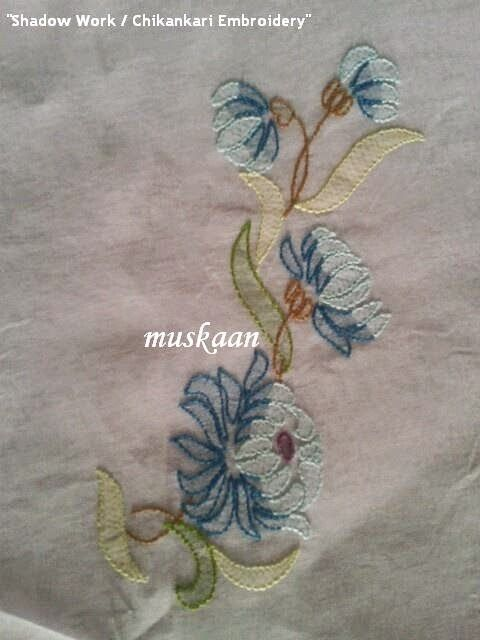 muskaan's T*I*P*S: Embroidery 2 : Shadow Work