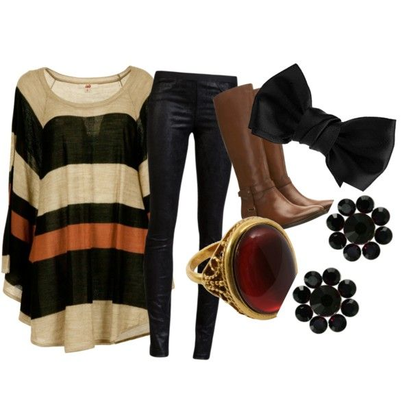"""Perfect fall outfit"" by teddybears1715 on Polyvore"