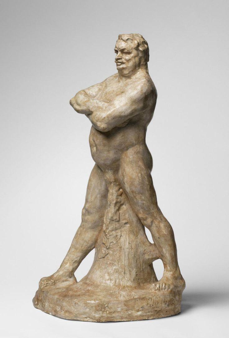 Rodin Museum - Collections Object : Naked Balzac | Rodin ...