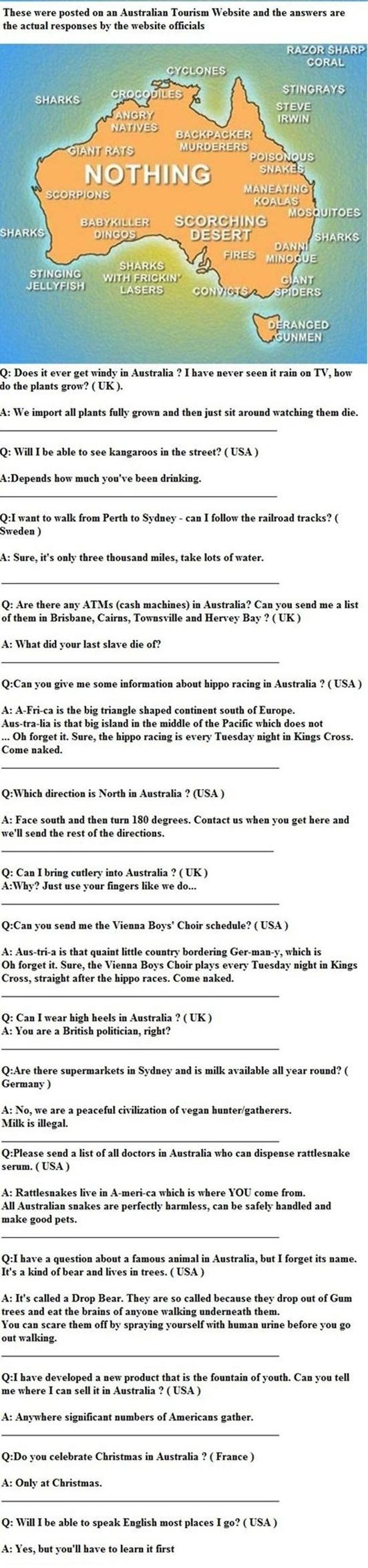 q from official australia tourism website @honey bee child