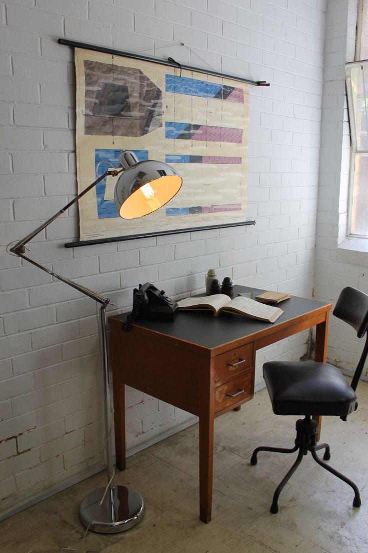 108 best Home Office - Vintage Industrial images on Pinterest ...