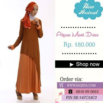 Maxi Dress by Alyssa