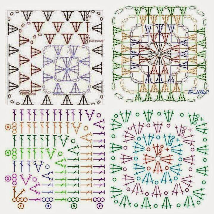 1067 Best Crochet Patterns Images On Pinterest Knit Crochet