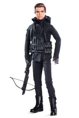 The Hunger Games: Mockingjay—Part 2 Gale Doll | The Barbie Collection
