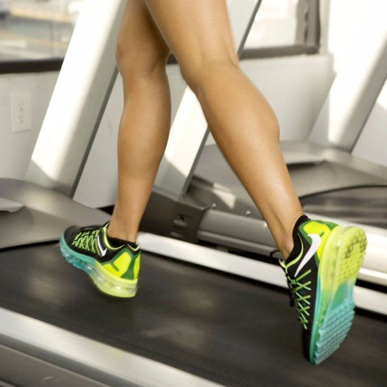 Treadmill Interval Workout to Burn 300 Calories