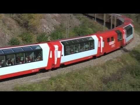 The Glacier Express | Timetable, fares, photos & information Switzerland