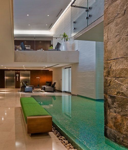 31 best Indoor Water Features images on Pinterest   Architecture ...