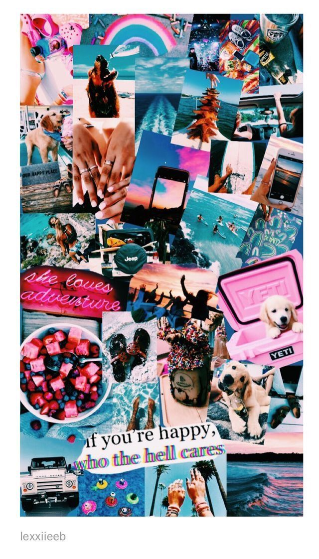 Pin By Inara On Collages Cute Wallpapers Collage Background