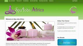 Spa-Jobs-Africs