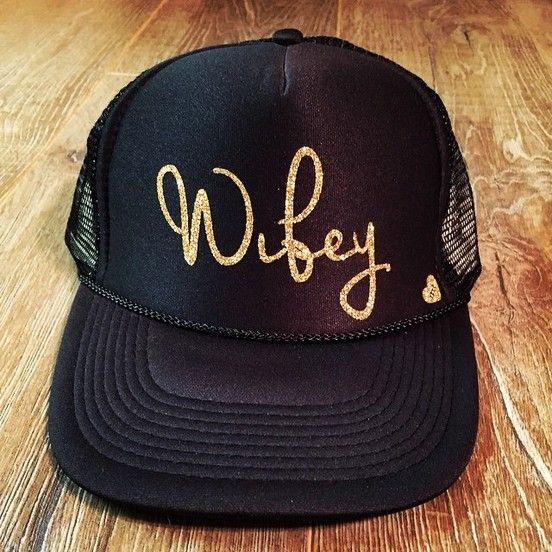Mother Trucker Hat - Wifey