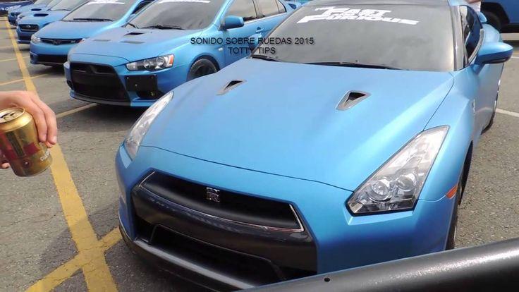 CARS SONIDO SOBRE RUEDAS MEDELLIN 2015