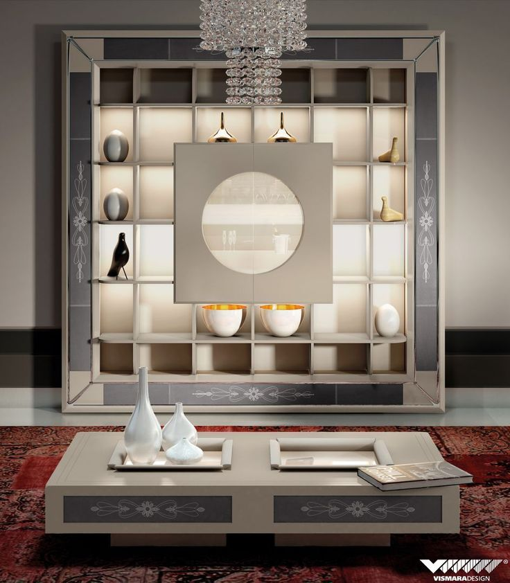 #vismaradesign  container bar and bookcase with embroidered Nabuk leather.A pretty cool furniture for exclusive interiors. #luxuryfurniture #livingroom