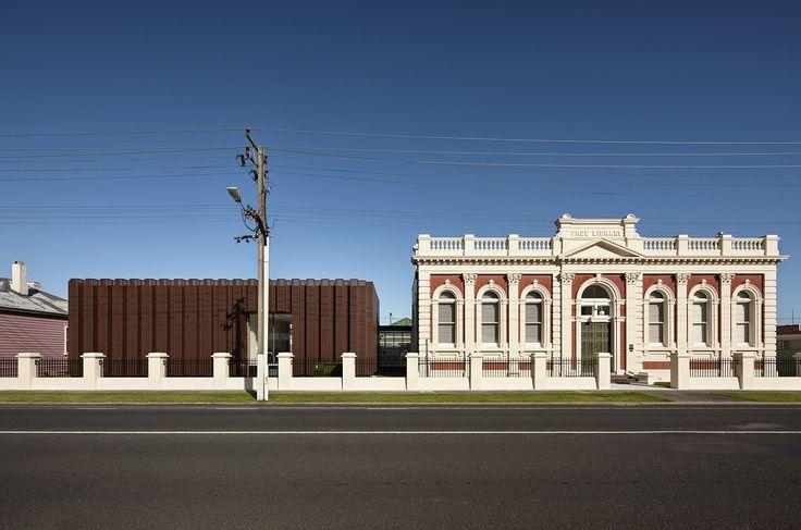 Gallery - The Treasury Research Centre & Archive / Architectus - 1