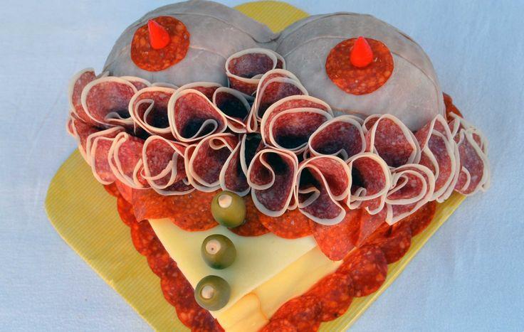 Lechtivé dorty: Tahle slaná ňadra jsou… opravdu k sežrání!