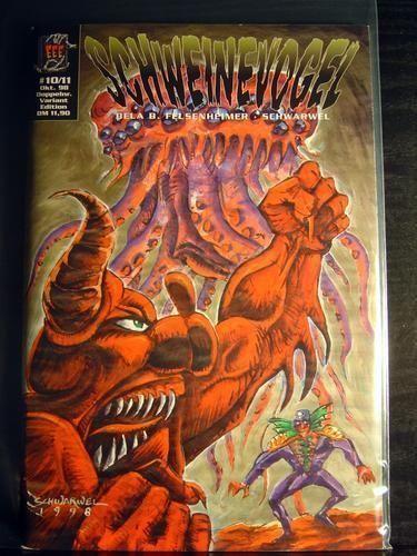 SCHWEINEVOGEL Vol. 1  #10/11 - Variant Edition