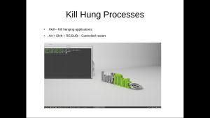 15 Linux Terminal Commands That Will Rock Your World: Killing Hung Processes The Easy Way