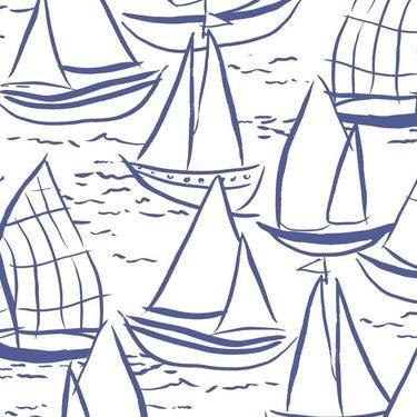 Set Sail Uncoated Fabric White 150 cm | Spotlight New Zealand