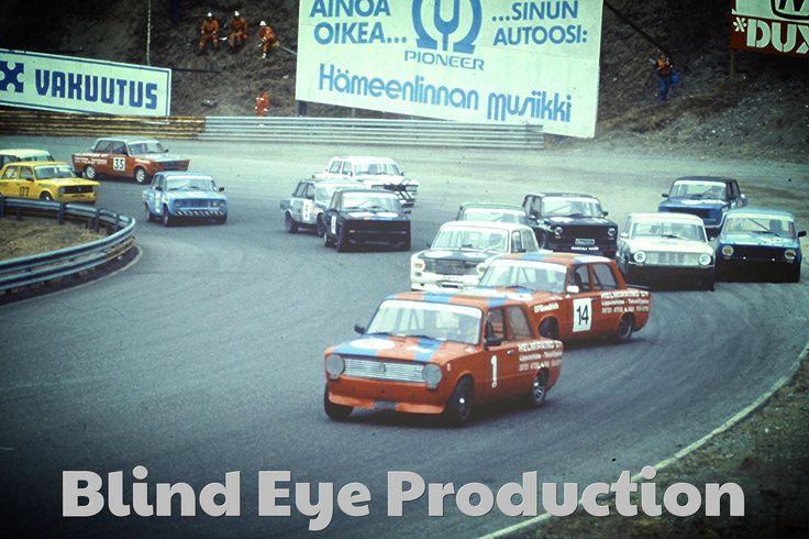 Lada 1600 Cup (1992?) ahvenisto, Hämeenlinna