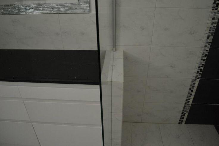 One Brick Nib Wall ( Wall Tiles)   Bathroom Renovation Maddington  Perth Best Bathrooms  On the Ball Bathrooms