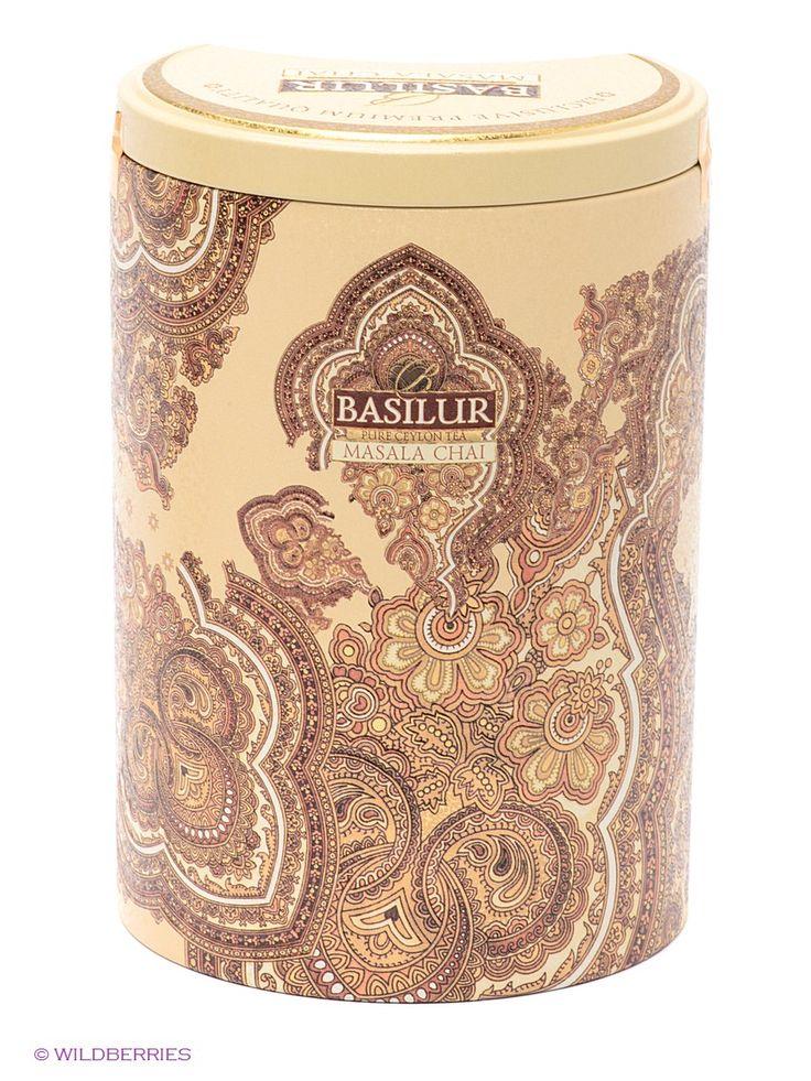 """Чайный набор Basilur Восточная коллекция """"Масала чай/Masala Chai"""". Чай черный…"""