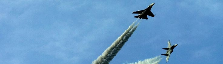 Venezuela Trolls the US by Pledging to Fight the War on Drugs With Russian Fighter Jets