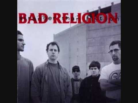 punk-chicken-radio — bad religion - stranger than fiction -ax and ~PM~