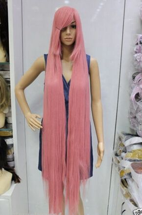 This item is now available in our shop.   kk 004001 Cosplay long straigh Smoke pink Wig New Women's Hair Wigs - US $28.99 http://hairshopweb.com/products/kk-004001-cosplay-long-straigh-smoke-pink-wig-new-womens-hair-wigs/