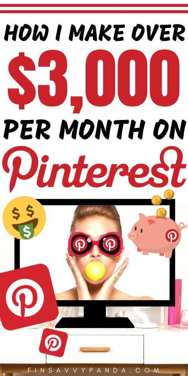 How To Make Money on Pinterest for Beginners – Batonrougen
