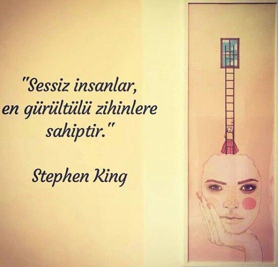 Stephen King  sessizlik