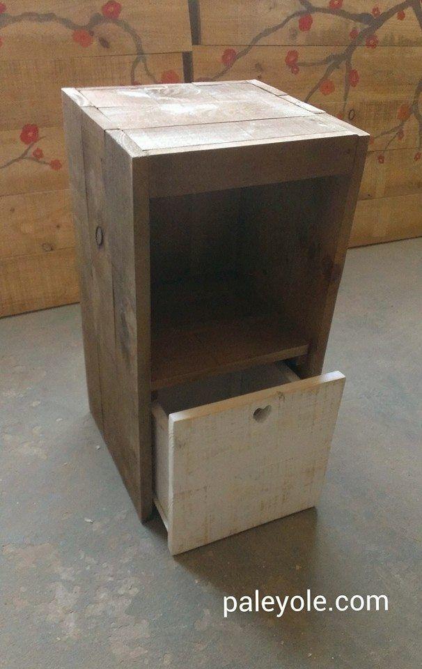 Muebles hechos con madera de Palet /palé