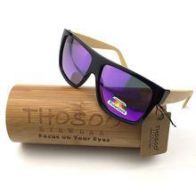 Madera De Madera gafas de Sol Polarizadas de Madera Hecha A Mano Para Hombre Hombres Gafas Gafas Gafas De Sol De Madera