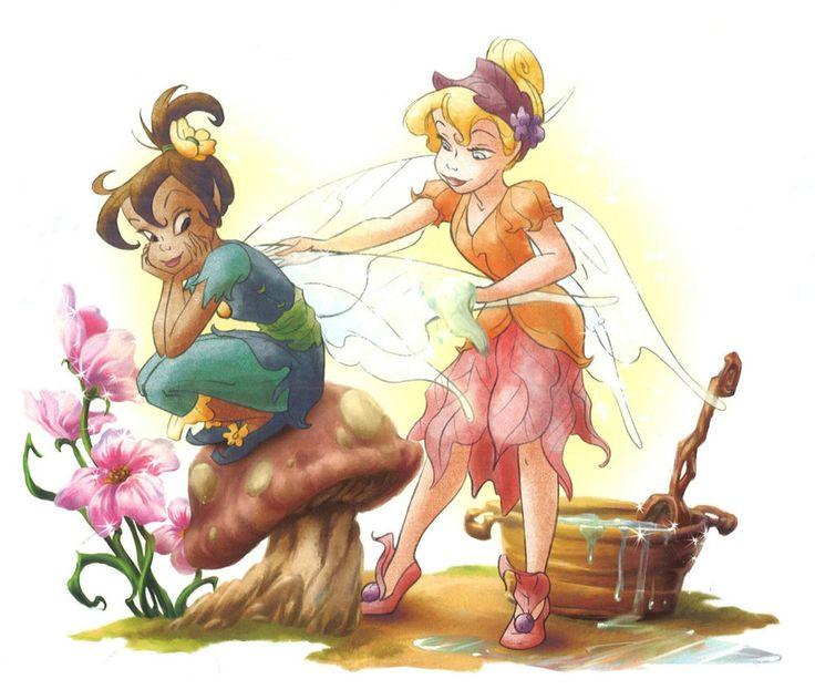 Wing-washing-talent | Disney Fairies Wiki | FANDOM powered by Wikia