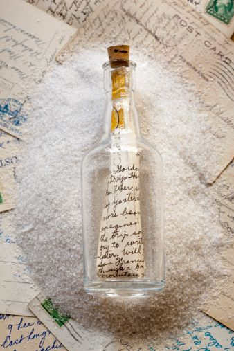 17 best images about message in a bottle on pinterest for How to cut glass bottles lengthwise