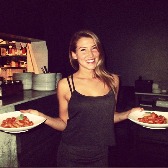 Meet Jordan, Always delivering Church's offerings with a smile. Come by tonight and say Hi! #toronto #queenwest #food