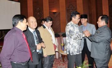 Wagub Minta Pordasi Bangun SMK Menunggang Kuda  - www.sumbaronline.com