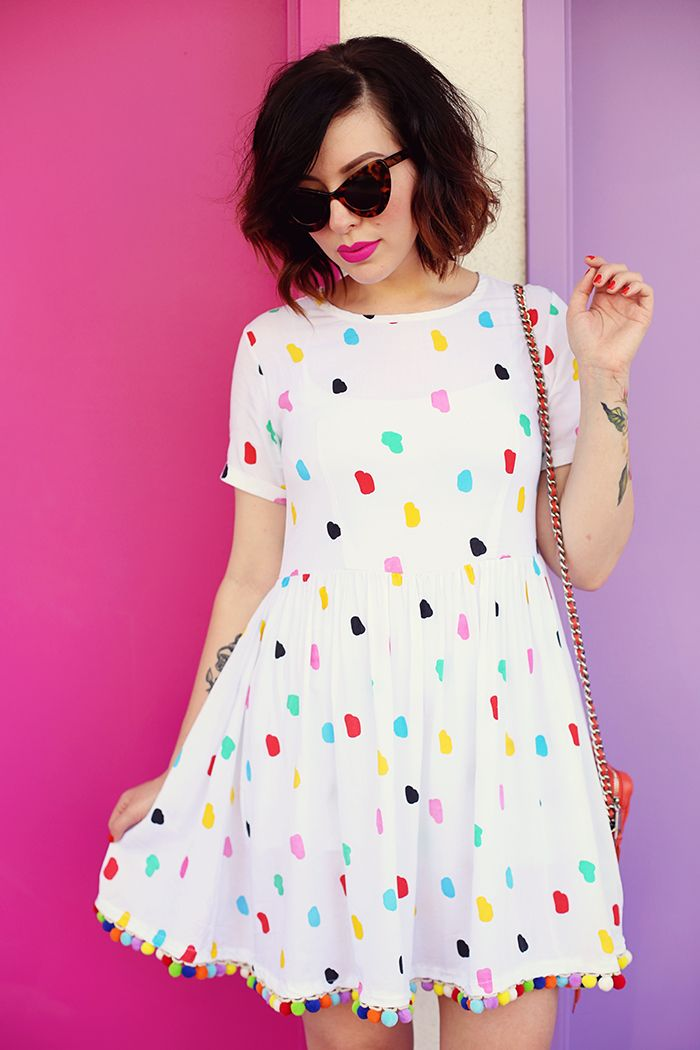 STYLE | palm springs saguaro lazy oaf dress keiko lynn 3