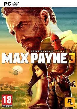 Max Payne 3 [MULTI8][4DVD9][RELOADED]