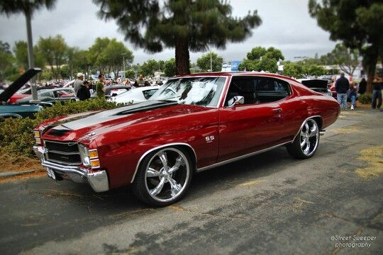 '71 Chevelle SS | Classic Cars | Pinterest | Chevy ...